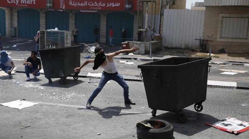 Israël: trois Palestiniens tués dans des affrontements avec la police près de l'esplanade des Mosquées