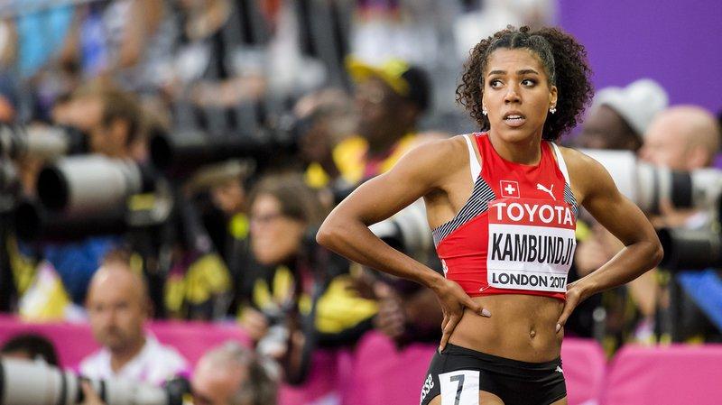 Mondiaux d'athlétisme de Londres : Kambundji et Kora sorties en demi-finale du 100 m