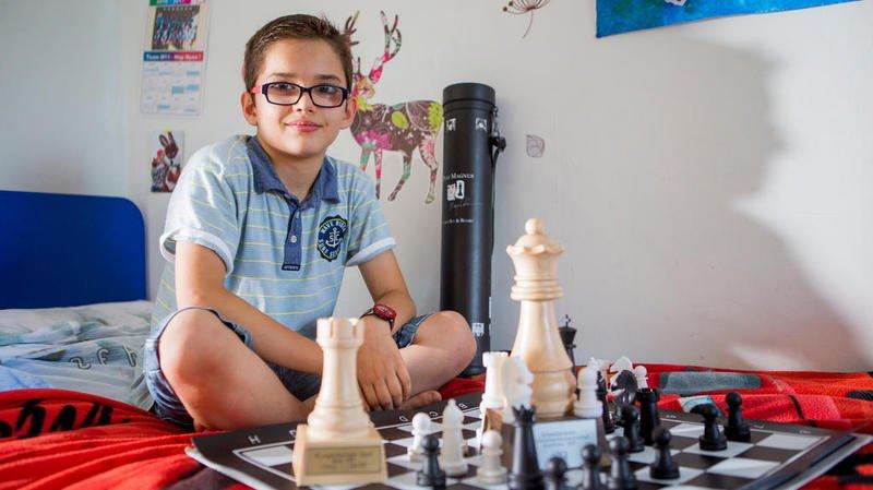 Un jeune Nyonnais devient vice-champion suisse d'échecs
