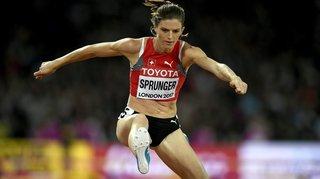 Après sa bonne course à Oslo, Lea Sprunger s'alignera sur 400m haies à Genève