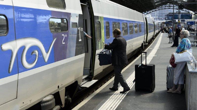TGV Lyria revoit ses tarifs: le trajet de Genève à Paris sera possible à partir de 34 francs