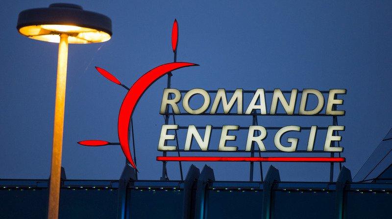Romande Energie: bénéfice net en baisse de 38,5% au 1er semestre