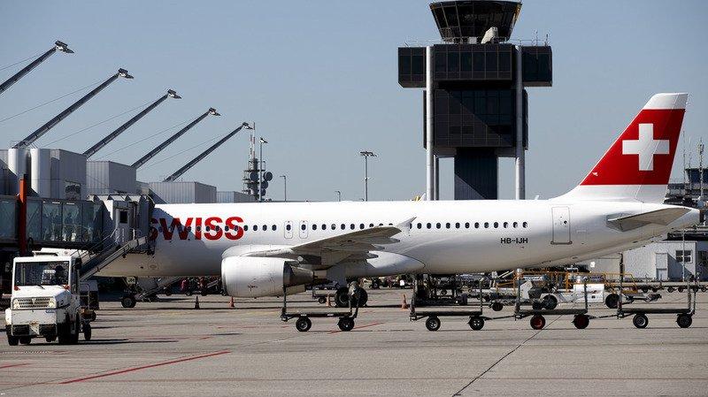 Swiss va tester ce nouveau produit au départ et à destination de l'aéroport de Genève.