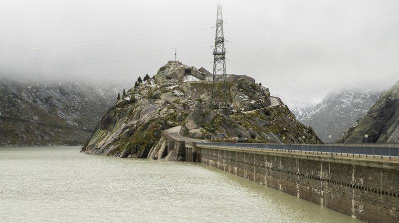 Environnement: en 2016, les réserves d'eau ont diminué dans toute la Suisse
