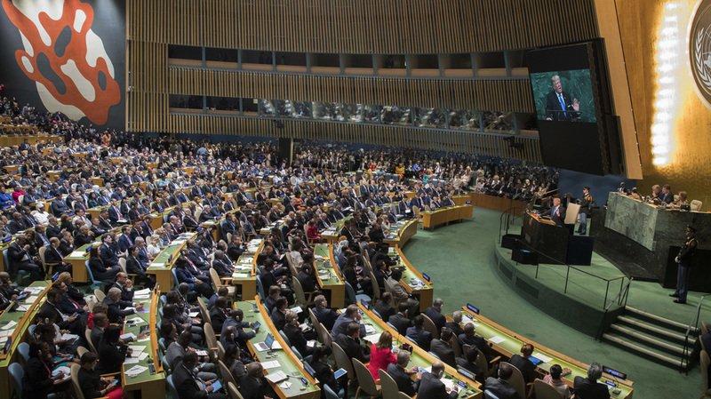 ONU: une cinquantaine de pays signent un traité bannissant l'arme nucléaire