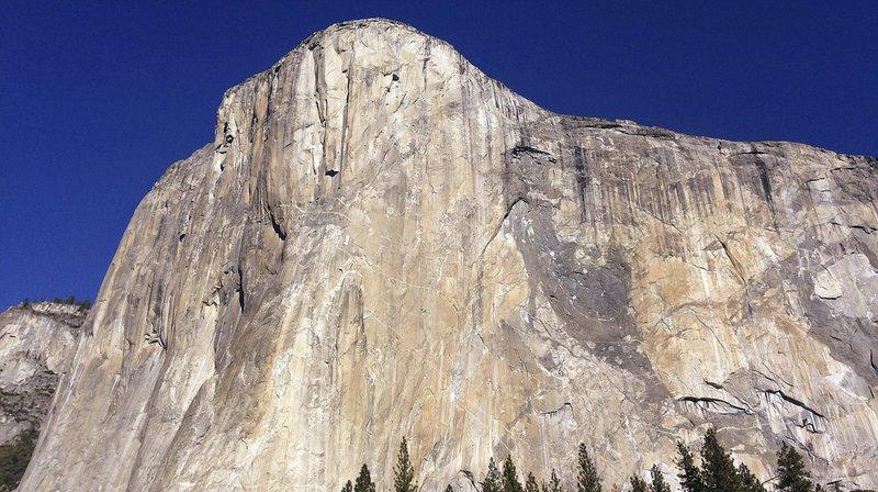 La chute d'un gigantesque rocher tue un grimpeur sur El Capitan, dans le parc de Yosemite