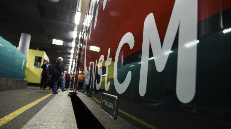 Nyon-St-Cergue: nouveaux travaux sur la ligne