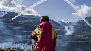 Sion Airshow: la journée de samedi en images