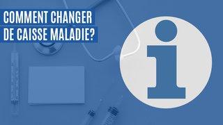 Primes maladie: comment faire pour changer d'assurance?