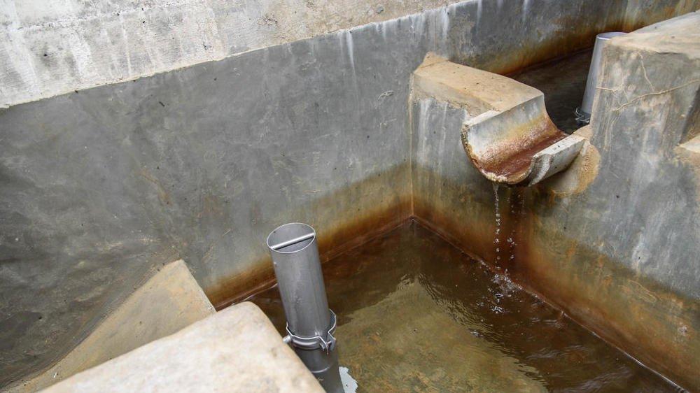 Les sources d'eau potable d'Arzier et le Muids sont presque vides.