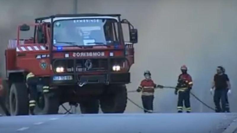 Portugal: un homme meurt dans des feux de forêt attisés par la sécheresse et la chaleur
