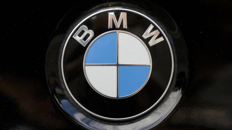 Automobile: BMW rappelle un million de véhicules en Amérique du Nord pour prévenir des risques d'incendie