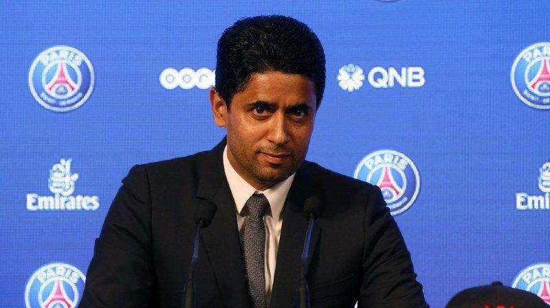 Football: Nasser Al-Khelaïfi, le président du PSG soupçonné de corruption, devant la justice suisse le 25 octobre