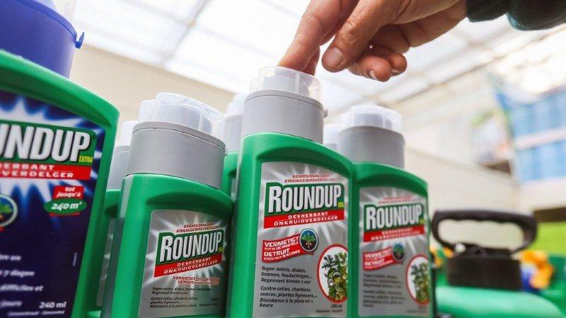 Pesticides: l'UE reporte le vote sur le glyphosate à une date ultérieure