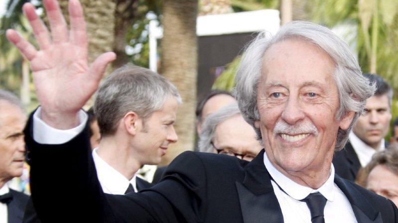 Cinéma: l'acteur Jean Rochefort est décédé