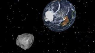"""Espace: un astéroïde de la taille d'une maison a """"frôlé"""" la Terre ce jeudi matin"""