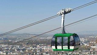 Les rêves de téléphérique urbain entre Morges et Tolochenaz s'effacent