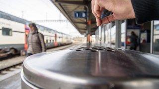 Êtes-vous pour ou contre l'interdiction de fumer dans les gares?