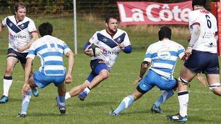 Le Nyon Rugby Club fait coup double contre Stade Lausanne