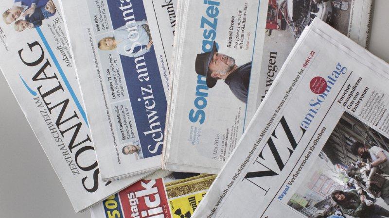 Revue de presse: loi sur les armes, congé parental ou encore Coupe du monde au menu de ce dimanche