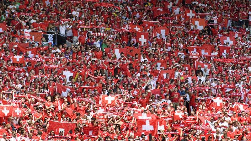 Mondial 2018: l'Association suisse de football mise à l'amende par la FIFA à cause de supporters