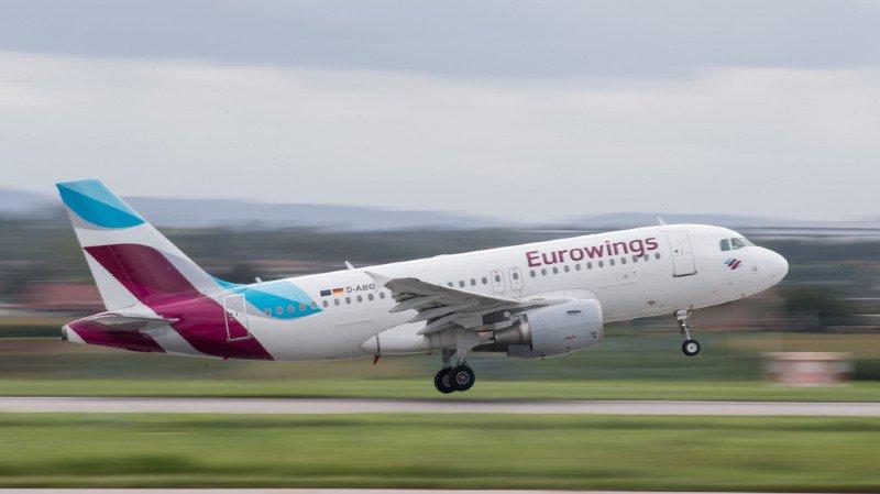 Un Airbus se dirigeant vers Zurich a dû atterrir d'urgence à Hambourg à cause d'une odeur de brûlé