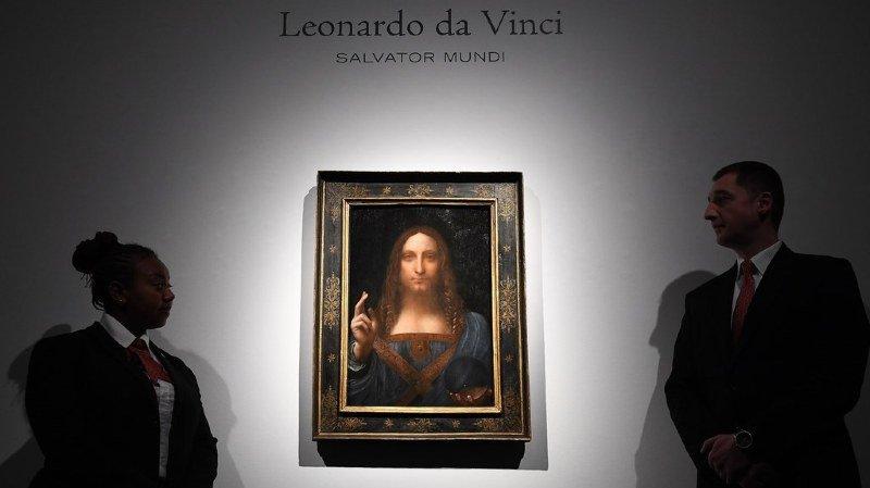 Ce tableau était le seul connu de Léonard de Vinci à appartenir encore à un collectionneur privé, tous les autres étant la propriété de musées.