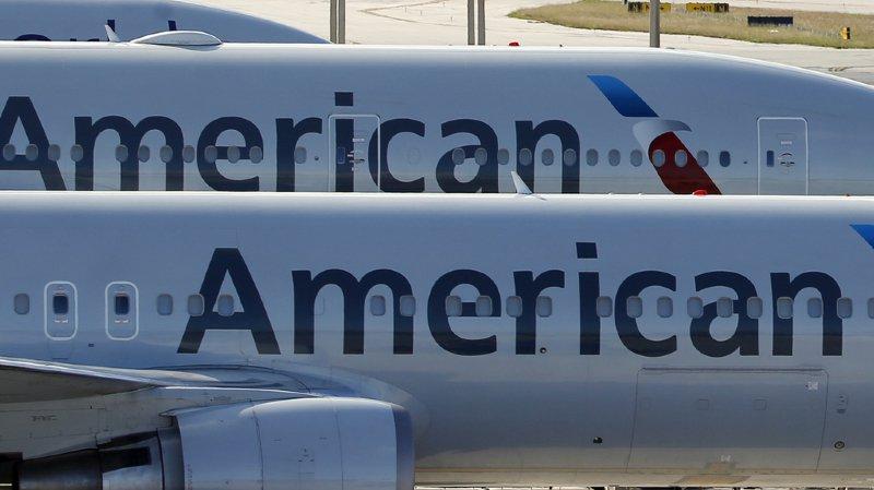 Transport aérien: des milliers de vols d'American Airlines sont sans pilote pour les vacances de Noël
