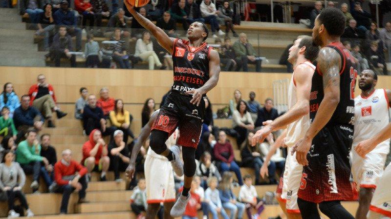 Basketball: Boncourt s'impose de peu face à Massagno, Olympic toujours invaincu