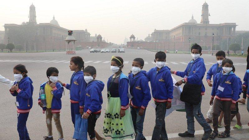 Santé: la pollution nuit gravement au développement du cerveau des bébés
