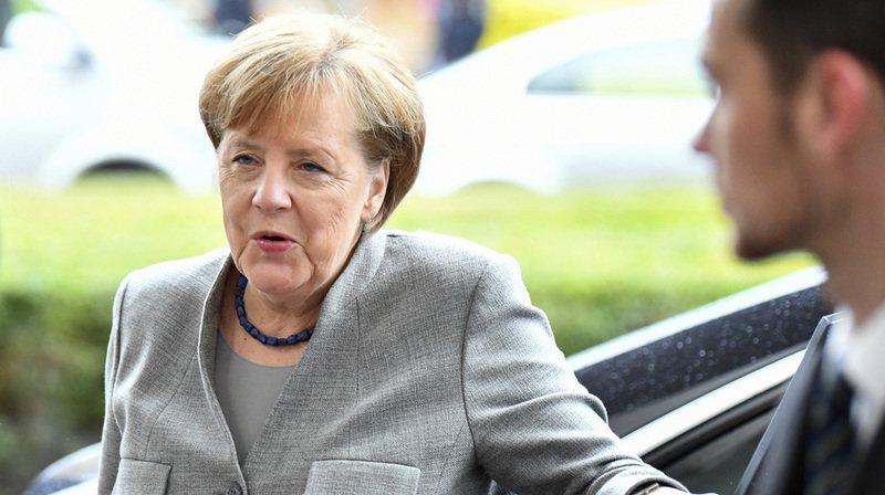 Angela Merkel prête à être candidate en cas d'élections anticipées