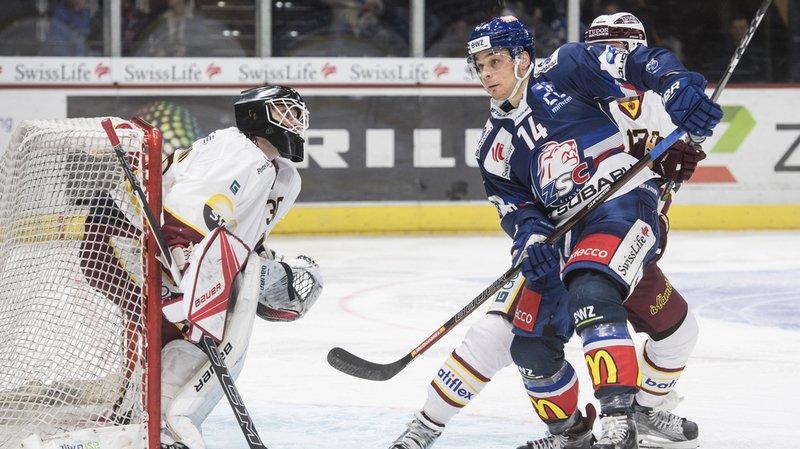 Hockey: Genève-Servette battu en prolongation par les Zurich Lions en National League