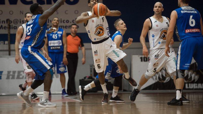Basketball: Fribourg Olympique s'incline devant Lugano
