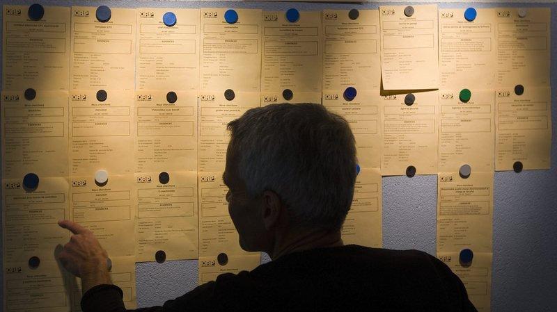 Le taux de chômage en Suisse reste inchangé à 3% en octobre