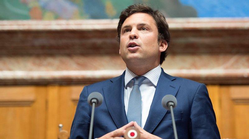 Guillaume Barazzone, conseiller national PDC genevois, soutient le mariage pour tous.