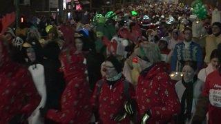 Près de 3500 participants à la Course de l'Escalade