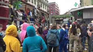 Fête de l'Escalade - Le traditionnel cortège des élèves terni par un accident grave