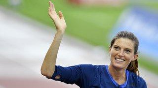 Lea Sprunger et Kariem Hussein sacrés ''athlètes de l'année''