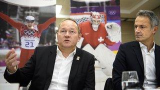 Malgré les révélations sur son président Jean-Philippe Rochat, Swiss Olympic soutient toujours la candidature de Sion 2026