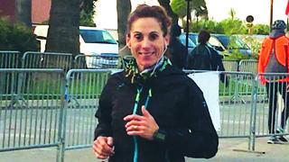 Emilia Rais a couru 187 kilomètres en 24 heures