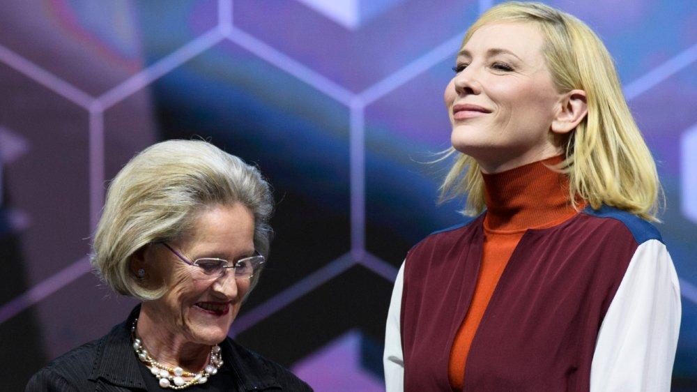 Femmes à l'honneur à Davos