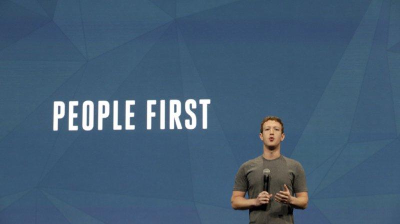Réforme: le fil d'actualité Facebook privilégie la famille et les amis