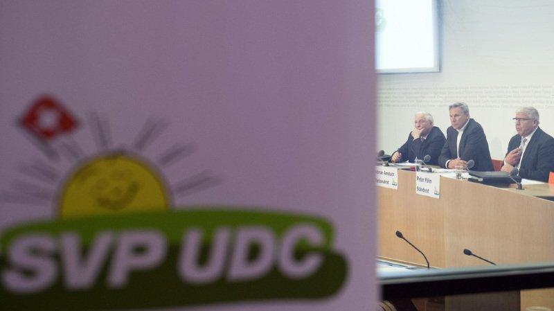 Immigration: l'UDC lance sa récolte de signatures pour mettre un terme à la libre circulation
