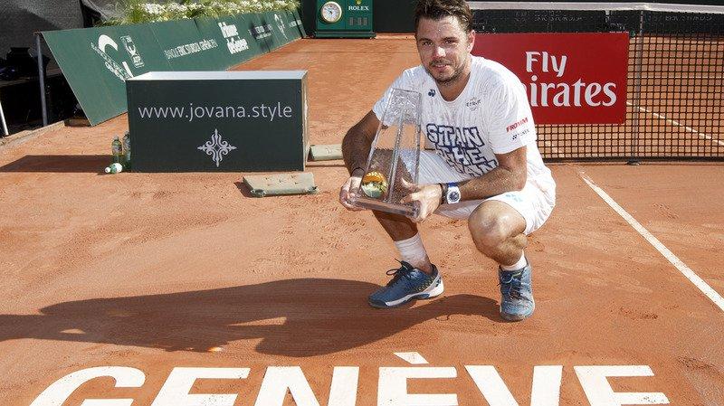 L'ATP estime ainsi que le Geneva Open, dont les deux dernières éditions ont été remportées par Stan Wawrinka, est de tous les tournois organisés en Europe lors de l'année écoulée celui dont le développement est le plus réjouissant.