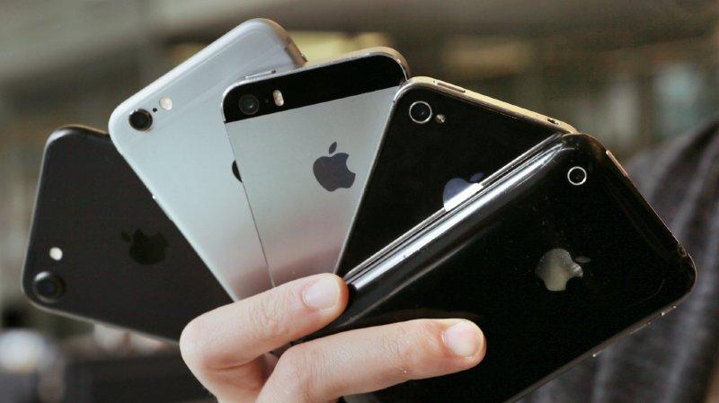 Justice: après plusieurs plaintes, Apple devra expliquer ses pratiques de bridage d'iPhones