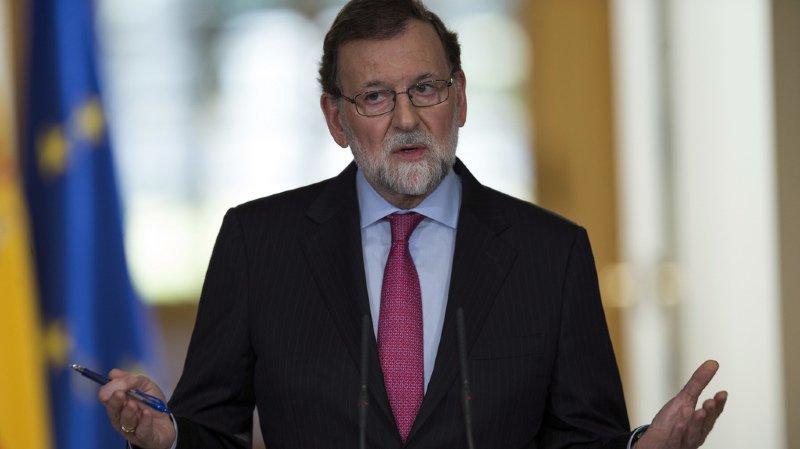 Espagne: Rajoy fixe la première session du Parlement de Catalogne