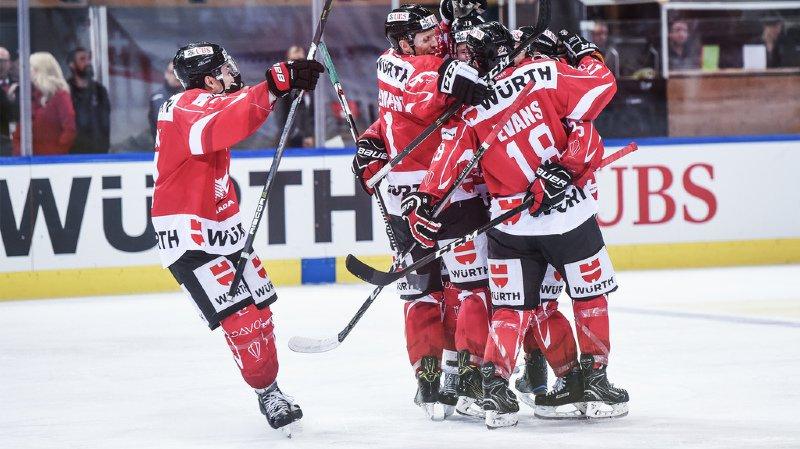 Hockey: le Team Canada bat la Suisse et remporte la Coupe Spengler