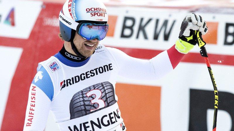 C'est finalement Mauro Caviezel qui finit le mieux classé dans le camp suisse.