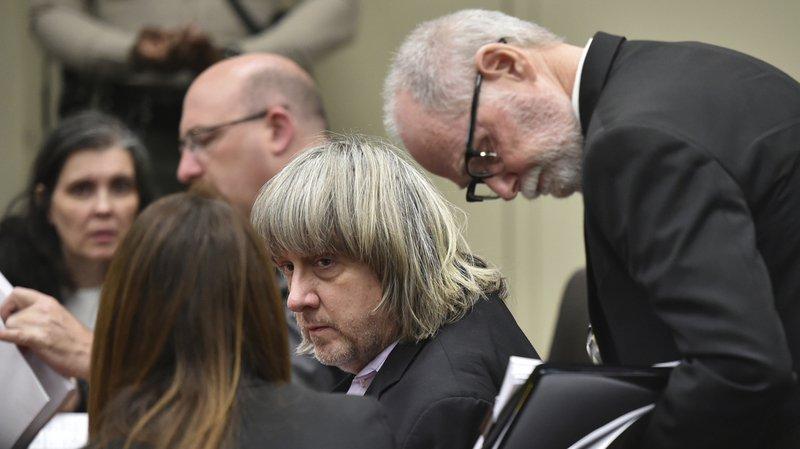 """""""Maison de l'horreur"""" en Californie: les parents plaident non coupable"""