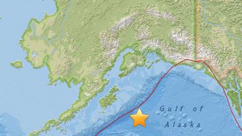 Etats-Unis: un séisme de 7,9 enregistré au large de l'Alaska, l'alerte au tsunami a été levée